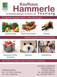 Hammerle Kaufhaus - Edeka