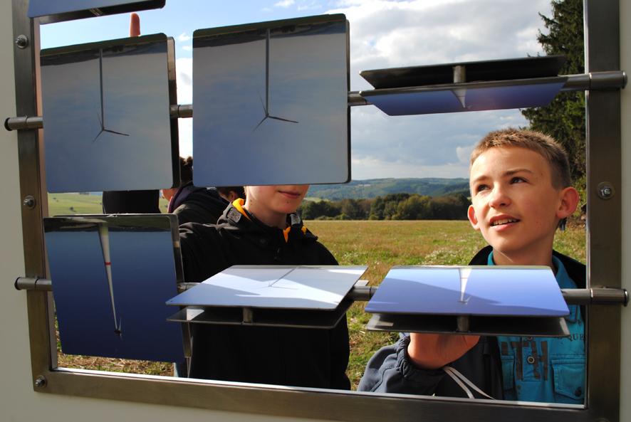 Windweg Erbeskopf | Erlebnis für Kinder und Erwachsene